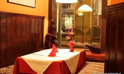 Restoran BEIM HOFMEISTER